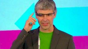 Larry Page - Pendiri Google Glass