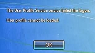 Image Result For Cara Memperbaiki Laptop User Profile Cannot Be Loaded