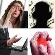 gangguan penyakit krn teknologi