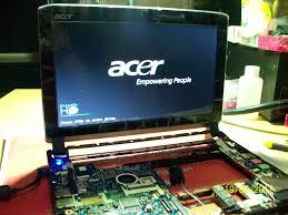 laptop jatuh