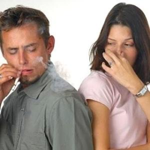 kena+asap+rokok