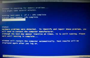 Windows Memory Diagnostic1